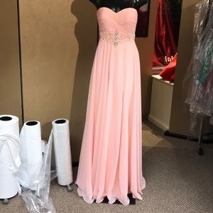 Alyce Paris Prom Pink Dress 00